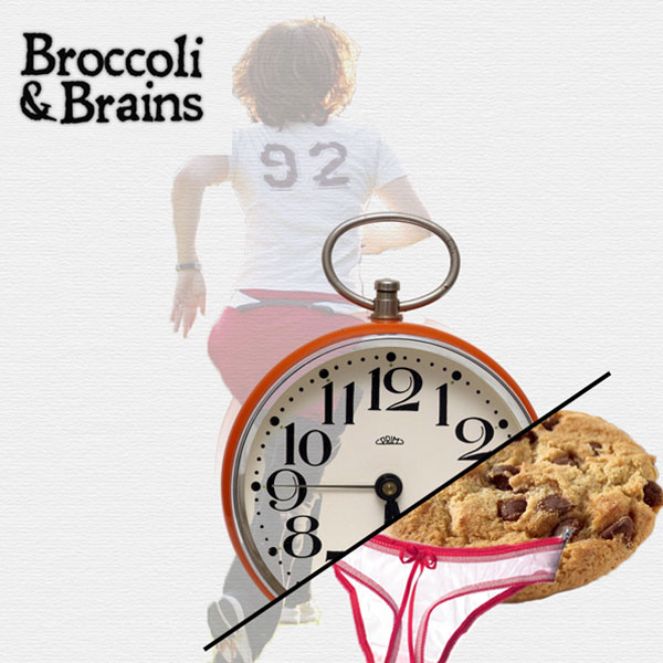 Clock-cookie