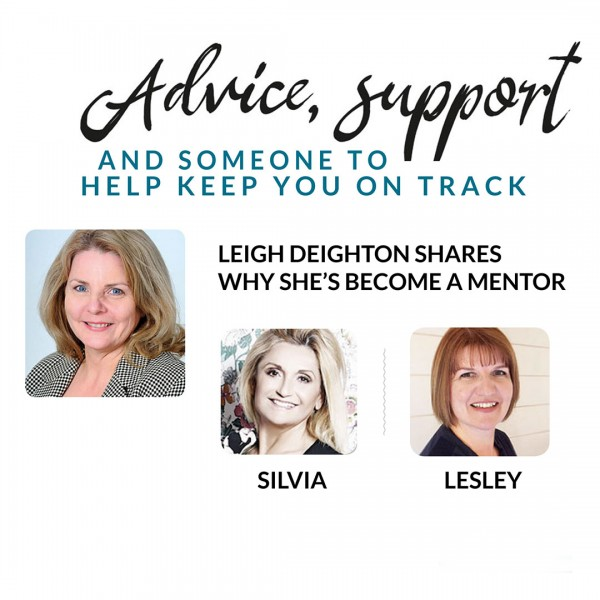 Advice, support and someone to help keep you on track