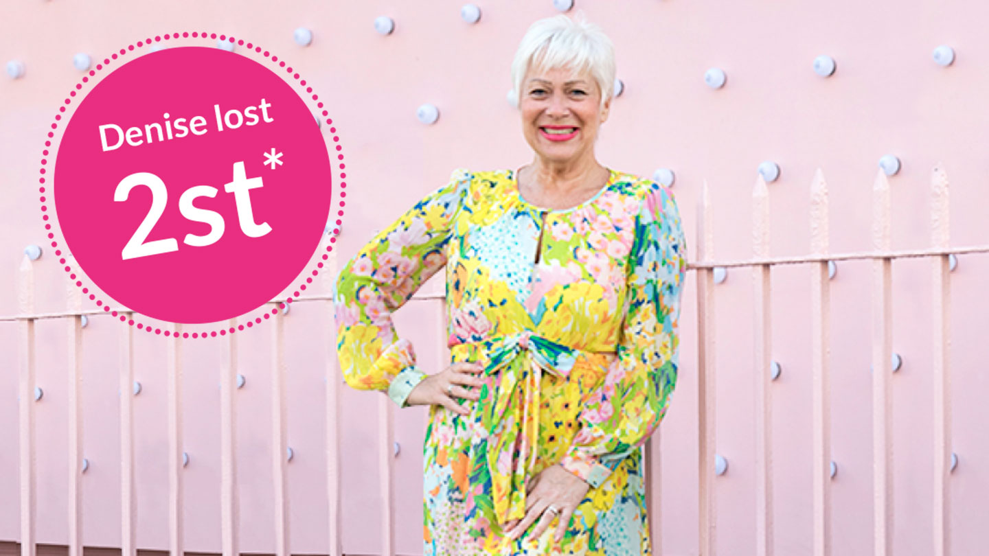 Denise Welch reveals she battled 'destructive' food addiction