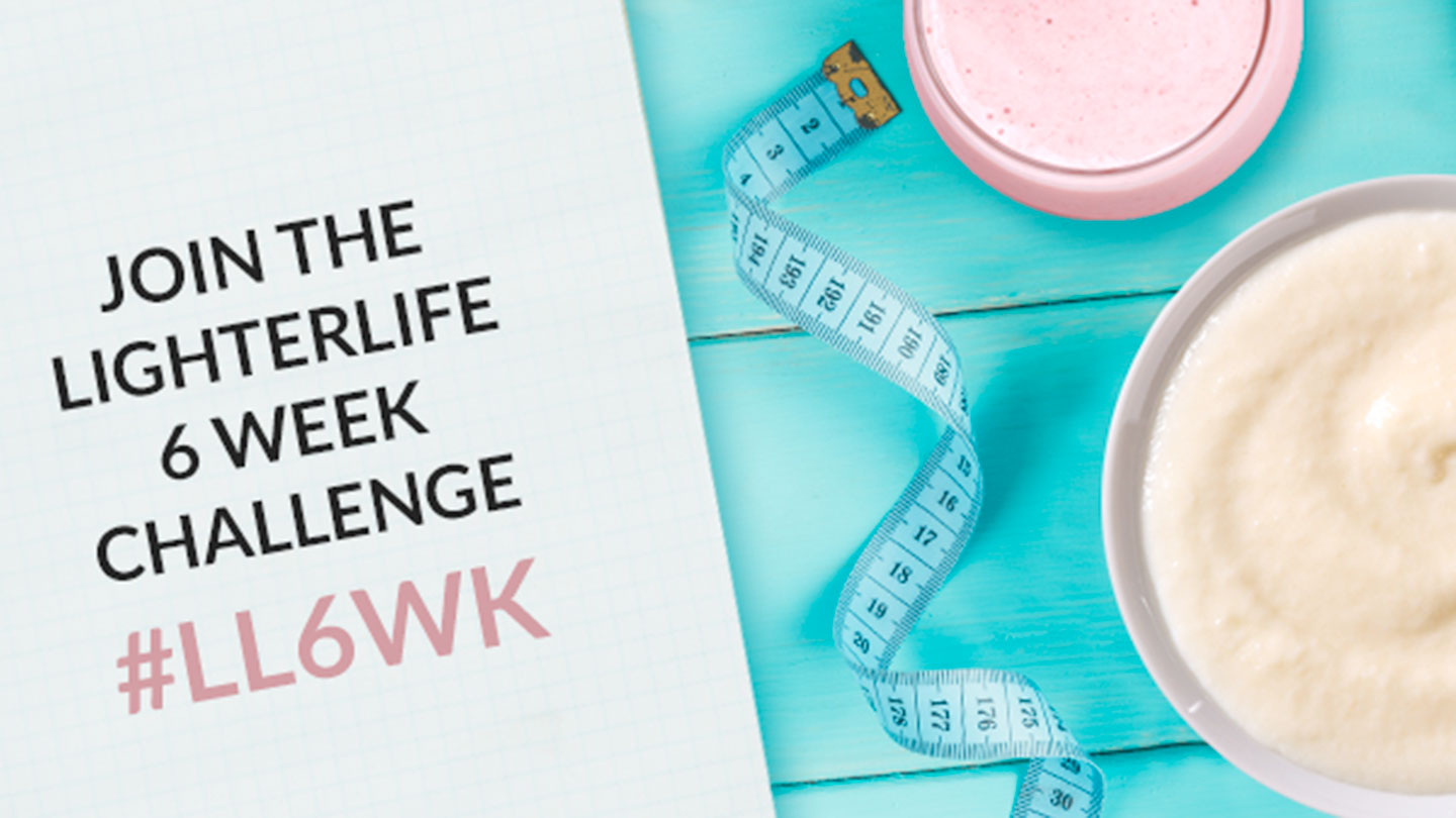 The LighterLife 6 Week Challenge #LL6WK