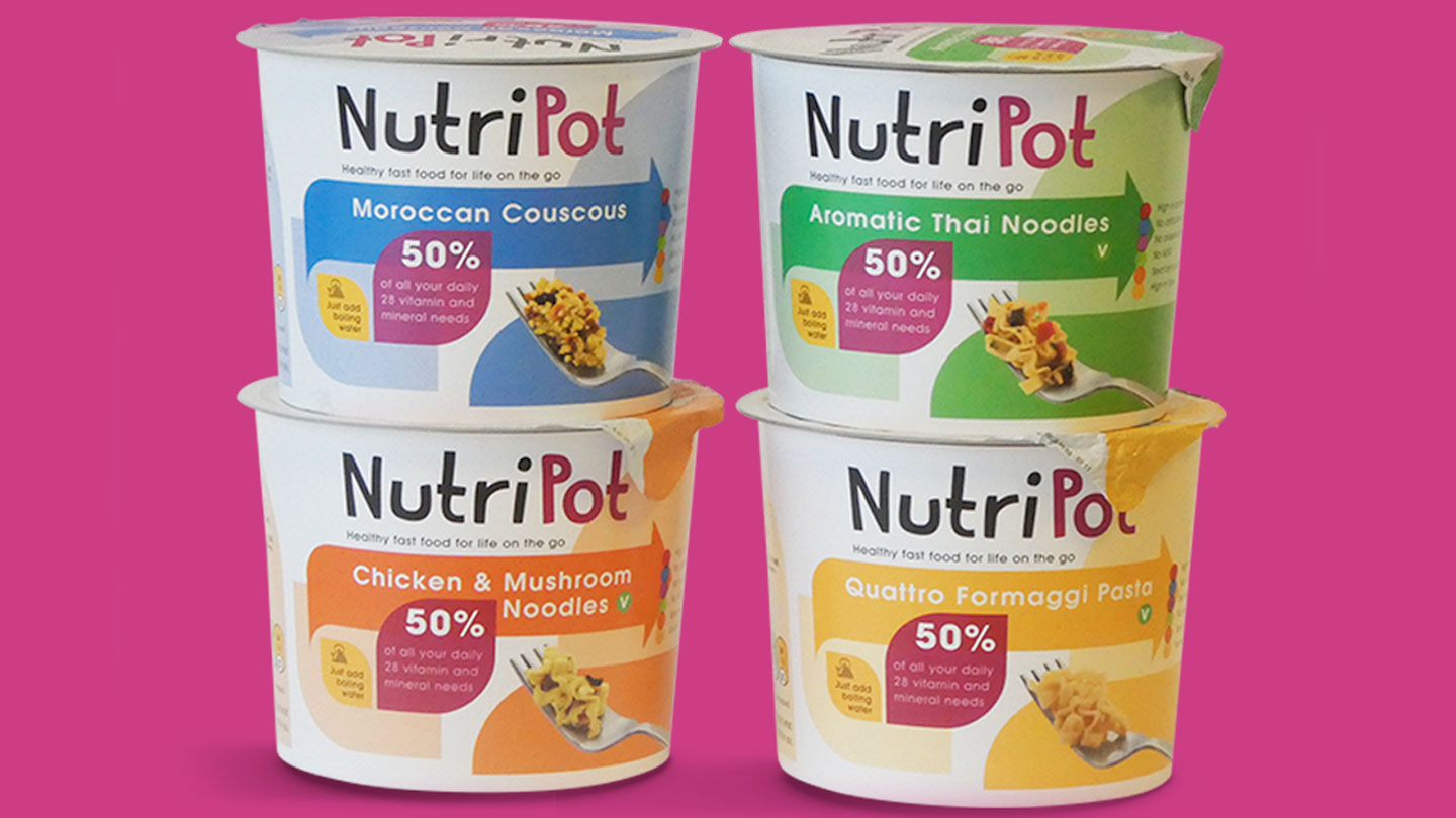 Healthy Eating Just Got Easier with NutriPots