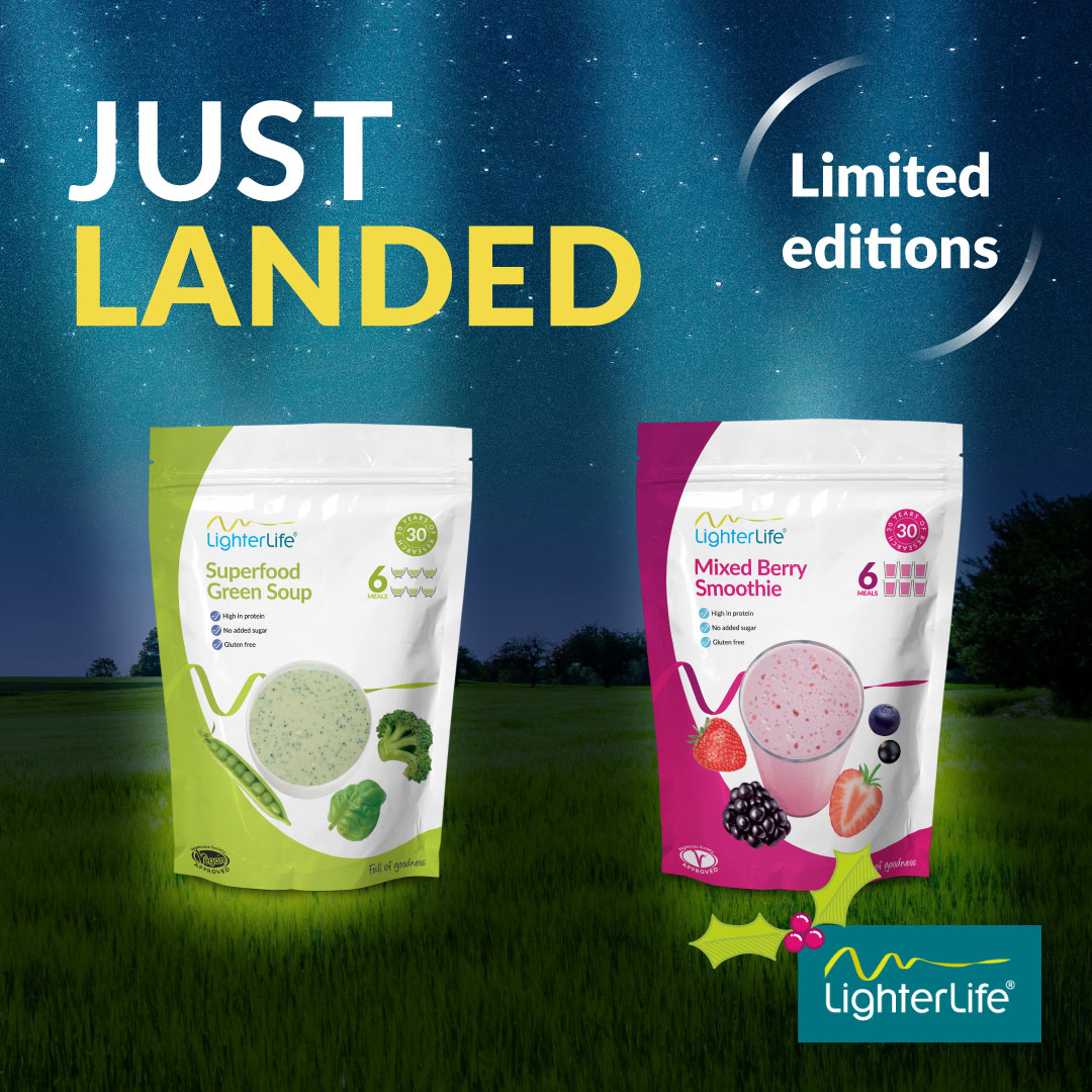 Two new tasty products are here!