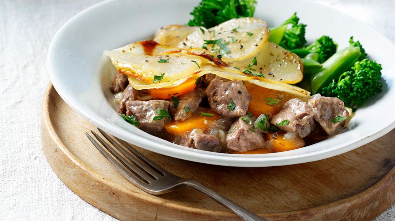 Light Irish Stew