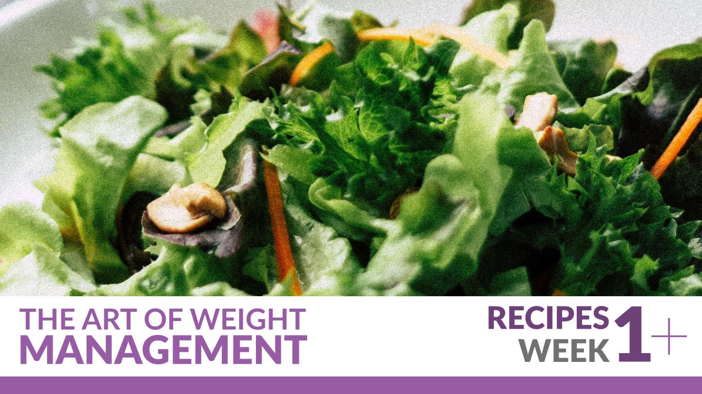 Crispy tofu salad with baby leaf spinach V