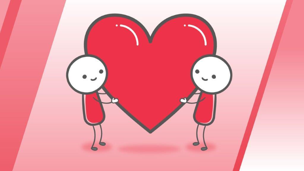 Valentine's Day on Plan